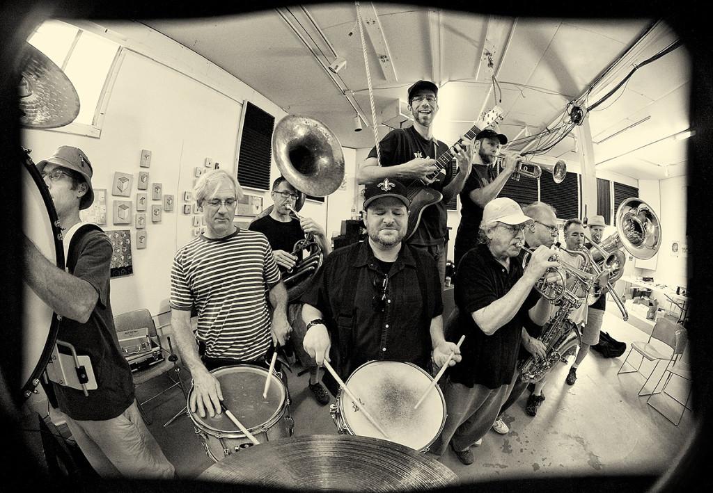 Mil-Tones Brass Band - based in Santa Fe, NM